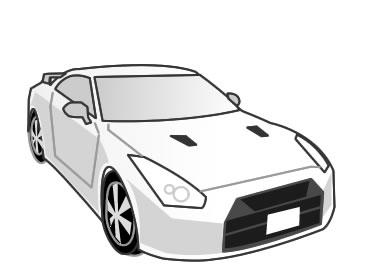スポーツカーの英語