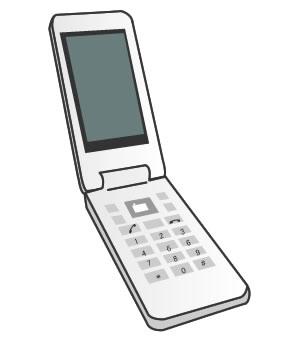 携帯電話の英語