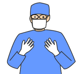 外科医の英語