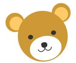 熊のぬいぐるみの英語