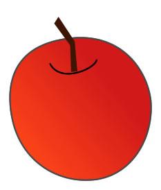 リンゴをください。の英語