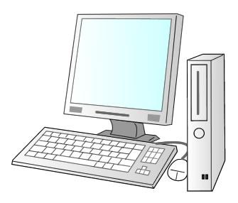 デスクトップパソコンの英語
